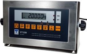 VT220-S-2000-E, VT220-S-2000-E, VT220, LСD дисплей , нерж. корп , RS232