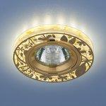 Фото 2/4 8096 MR16 GD / Светильник встраиваемый золото