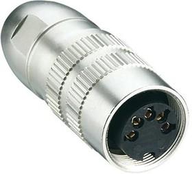 0321 14, CIRCULAR CONNECTOR, PLUG, 14POS, CABLE