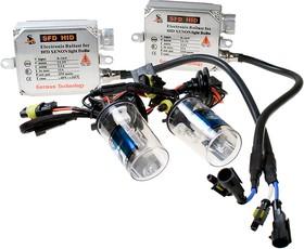 Фото 1/2 SFD-101-H4D, автоксенон установочный комплект (тип лампы H4/D) 12В