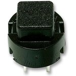 Фото 2/3 D6C90 F1 LFS, Switch Key N.O. SPST 0.1A 32VDC 3VA 1.3N PC Pins Thru-Hole Box