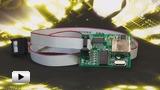 Смотреть видео: SPA0008, USB программатор для AVR-микроконтроллеров