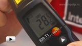 Смотреть видео: Testo 830-T1 ИК Термометр
