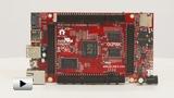 Смотреть видео: Одноплатный компьютер A20-OLinuXino-MICRO-4GB