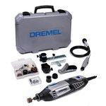Dremel-4000 (4/65), 65 насадок, Инструмент многофункциональный
