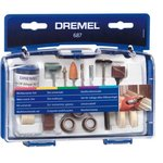 Dremel 687, Набор оснастки многофункциональный (52 предмета)