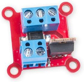 Фото 1/2 RDC1-S1 N power MOSFET, Одноканальный силовой ключ. N-канал 100В 5.6А