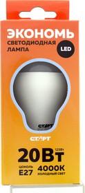 ECO-LED-GLS-E27-20W40, Лампа светодиодная 20Вт,220В