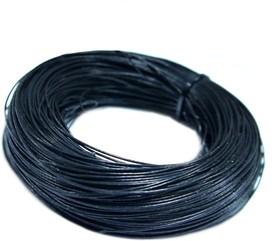 Провод МС 16-13 0.35 1 метр (черный)