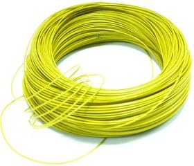 Провод МС 15-11 0,12 мм 10 м ( желтый)