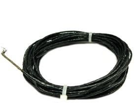 Провод МСЭО 26-13 1х0,12 1 м ( черный)