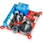 RDC2-0025, Недельный таймер, термостат. Реле 7А, 250В, 2 канала ШИМ 5А, 100В