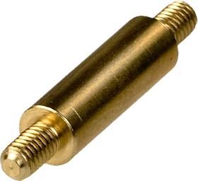 PCNN-18, стойка латунная для печатной платы М3 круглая D=5мм