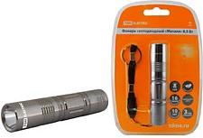 SQ0350-0012, Металл, фонарь светодиодный 0,5 Вт светодиод 30 лм/Вт, бат. 1*AA