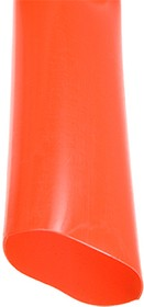 RC(PBF)-38.0мм красная, термоусадочная трубка (1м)
