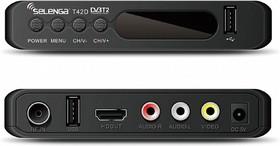 Фото 1/2 T42D, Приставка для цифрового телевидения DVB-T2