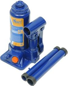 Домкрат бутылочный 2 т. (в кейсе) ( min 160mm-max 310mm)