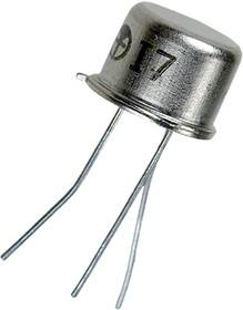 КТ653Б, никель