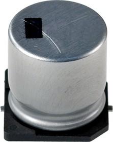 Фото 1/2 EEVFK2A151M, ЧИП электролит.конд. 150мкф 100В 105гр, 16x16.5(J16