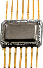 198НТ7А (90-91г), Биполярная сборка, четыре р-канальных транзистора