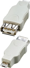 "6-085, переход USB A ""гн"" - micro A ""шт"""