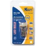 Светодиодная лампа P21/5W (BAY15d) 12/24v White 12 LEDs (1 шт.Блистер)