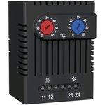 МТК-СТ2, Сдвоенный термостат для управления вентилятором и ...
