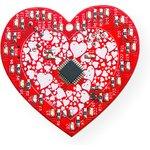 RDC1-0009A, Цифровое сердце