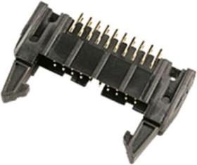 Фото 1/2 SCM-20 (DS1011-20S) (IDCC-20MS), Вилка прямая с защелкой