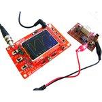DSO138 kit, Осциллограф портативный карманный 200 кГц