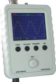 Фото 1/2 DSO Shell (DSO15001K) kit, Осциллограф цифровой портативный 200 кГц