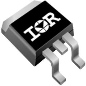 Фото 1/2 AUIRFZ24NSTRL, N-Channel MOSFET, 17 A, 55 V, 2 + Tab-Pin D2PAK