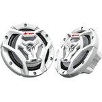 Колонки автомобильные JVC CS-DR6201MW 150Вт 87дБ 4Ом 16см (6дюйм) (ком.:2кол.) ...