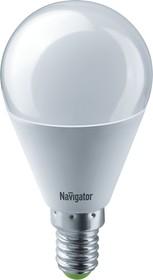 Фото 1/2 Лампа Navigator 61 333 NLL-G45-8.5-230-2.7K-E14