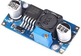 XL6009 DC-DC module, DC-DC преобразователь, повышающий, Uвх=5 ...