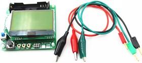 Фото 1/2 Mega328, Измеритель RLC электронных компонентов, включая ESR конденсаторов
