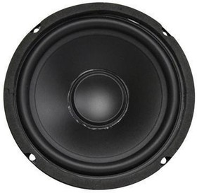 """55-2970, 6 1/2"""" Woofer with Poly Cone and Rubber Surround 50W RMS at 8 ohm"""