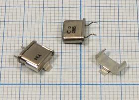 Держатель кварцевых резонаторов(клипса) в корпусе UM1/UM4/UM5 для горизонтального расположения на плате держ кварца\UM1&UM4& UM5\\\JACKET\