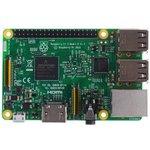 Фото 7/9 Raspberry Pi 3 Model B, Одноплатный компьютер на базе процессора Broadcom BCM2837 с Wi-Fi и Bluetooth