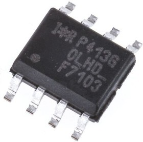 IRF7103PBF, MOSFET DUAL N-CHANNEL 50V 3A SOIC8