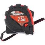 31006, Рулетка Status magnet 3 fixations, 7,5 м х 25 мм ...