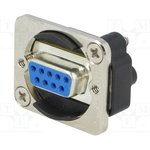 Фото 2/2 EHDB9FF, ADAPTER, D-SUB, 9POS, RCPT-RCPT