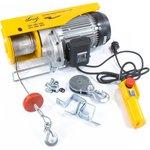 52016, Тельфер электрический TF-1000, 1 т, 1600 Вт ...