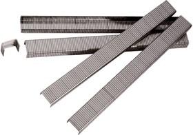 57652, Скобы для пнев. степл., 6 мм, шир. - 1,2 мм, тол. - 0,6 мм, шир. скобы - 11,2 мм, 5000 шт