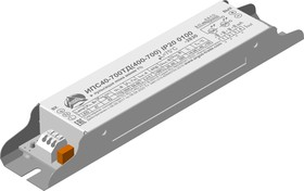 ИПС40-700ТД(400-700) IP20 0100, AC/DC LED, 28-60В,0.4-0.7А,40Вт, блок питания для светодиодного освещения с ДИП-переключателем