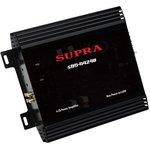 Усилитель автомобильный SUPRA SBD-A4240, черный