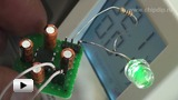 Смотреть видео: Повышающий инвертор напряжения MAX680