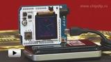 Смотреть видео: SH COLORLCD, Цветной дисплей CSTN 1,6 (132х132) для Arduino