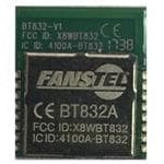 BT832A, Bluetooth Low Energy, BLE 5 модуль на базе Nordic ...