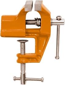 185075, Тиски, 50 мм, крепление для стола